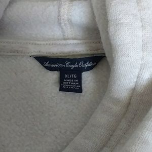 American Eagle Outfitters Tops - American Eagle Love hoodie